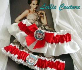 Liverpool Garters - Wedding Garters