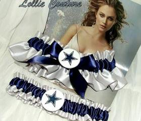 Dallas Cowboys Garters