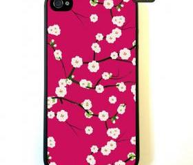 Iphone 4 Case - Spring Blossoms iPhone 4S Case