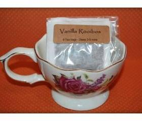 Vanilla Rooibos Organic Tea 
