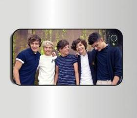 Iphone 4 Case-- One Direction,iphone 4S Case,in Plastic Or Silicone Case