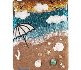 Original Crystal Sunshine Beach IPad Case