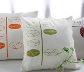 Set of 3 CUSHION COVERS Autumnal Selection