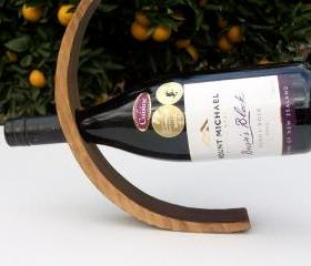 Wooden Wine Bottle Holder FREE SHIPPING