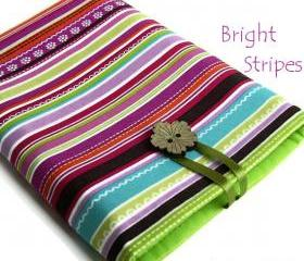 Kindle / Kobo Case - Bright Stripes
