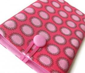Laurel Pink Kindle Case / Kobo Case
