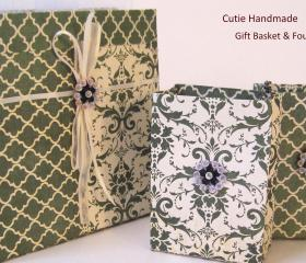 5 Handmade Mini Gift Bags