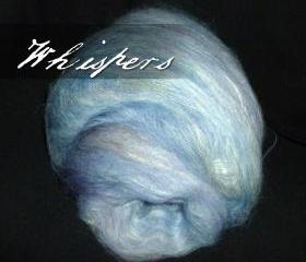 Spinning Batt - Whispers - 2.27 oz 