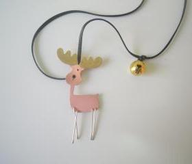 My Reindeer Pendant