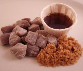  Brown Sugar Maple Mochi Bits 8oz Vegan-Gluten Free-