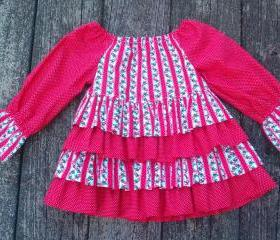Baby girls holiday dress Size 12 month