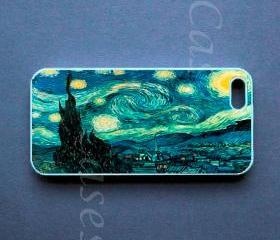 Iphone 5 Case - Starry Night Iphone 5 Cover