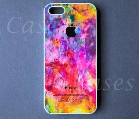 Iphone 5 Case - Colorful Apple Iphone 5 Cover