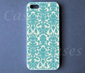 Iphone 5 Case - Vintage Damask Iphone 5 Cover