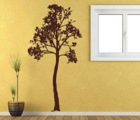 Tall Tree Style 3 Vinyl Wall Decal 22173