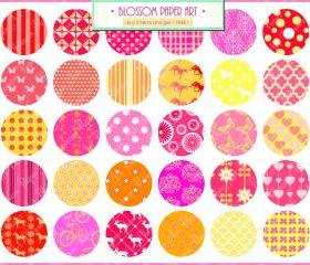 2 Inches Circles - Spots - Invitations - Garland - DIY Projects - Personal and Commercial Use - 1379