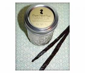 Organic Infused Vanilla Bean Sugar