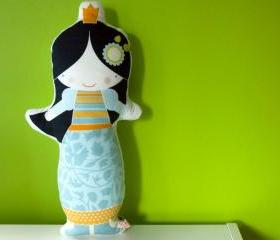 printed soft toy - Snow White