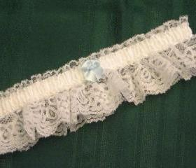 Lace Bridal Garter