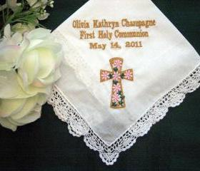 Personalized First Communion Gift.130B