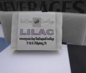 Lilac Handmade Cold Process Soap