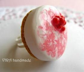 Kawaii lolita cheesecake ring