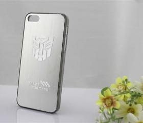 Metalic Transformer iPhone 5 Case