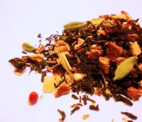 Royal Citrus Ginger Organic Loose Leaf Tea