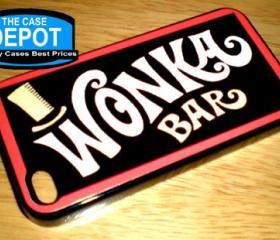 iPhone 4 / 4S Vintage Wonka bar Hard Case iphone case