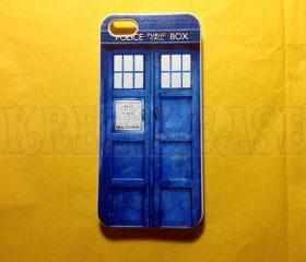 Iphone 5 Case, New iPhone 5 case Tardis Doctor Who iphone 5 Cover, iPhone 5 Cases, Case for iPhone 5