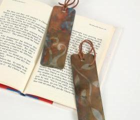  Stainless Steel Bookmarks Three