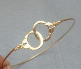 Cuff Bangle Bracelet Style 3