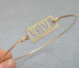 Love Bangle Bracelet Style 3