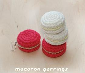 Macarons Earrings PATTERN, SYMBOL DIAGRAM (pdf)