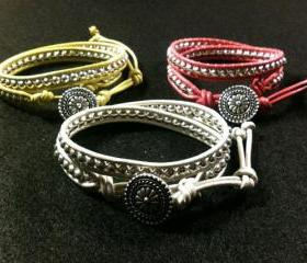 Juniors in STERLING SILVER Wrap Bracelets, Great Gift Ideas, Free Shipping