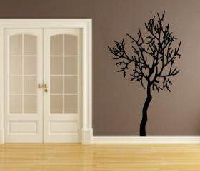 Bare Tree 1 Large Vinyl Wall Decal 22220