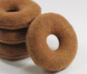 Apple Cider Donuts Catnip Cat Toy