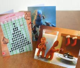 Christmas Card Set (3 Card Variety Pack)