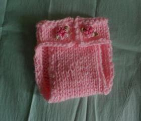 Knitted Diaper Cover Pattern