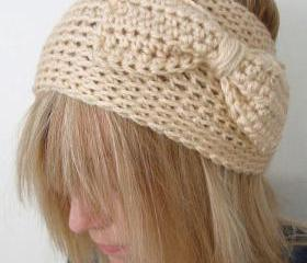 Crochet Head Warmer