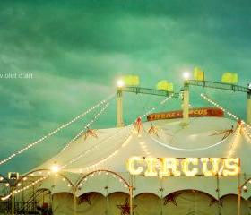 Circus 8x10 Carnival Photo