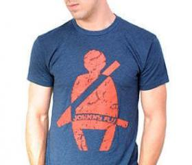 Buckle Seatbelt Tee