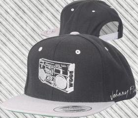 BoomBox Snap Back Hat *LIMITED ED