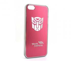 Metallic Transformer iPhone 5 Case