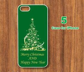 Christmas Tree--iphone 5 case,iphone 5 cover in durable hard case