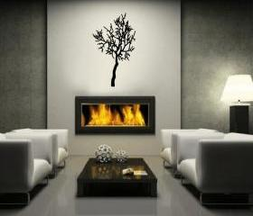 Bare Tree 1 Vinyl Wall Decal 22226