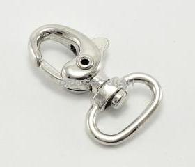 5pcs Swivel Trigger Snap Hook Clasps Lobster HO941