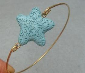 Star Bangle Bracelet style 2