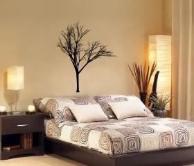 Wall Decal Bare Tree Style 2 Vinyl Wall Decal 22232