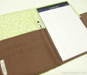List Taker - Romantic Botanical Garden with many pockets
